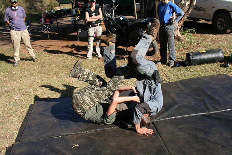 Advanced Tactical Edge - Self-defense Training