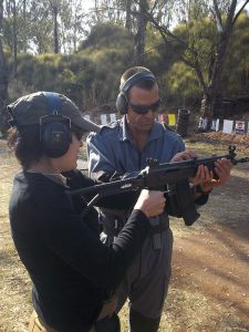 ATT - Firearm Training