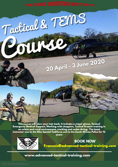Tactical Firearm & TEMS Course